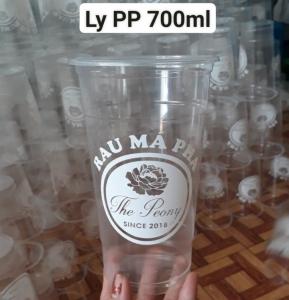 In Ly Nhựa PP 700ml